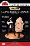 affiche-scapin-theatre-michel