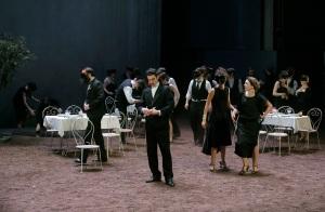 PLATONOV - 2014 Mise en scène : Benjamin Porée Costumes : Marion Moinet