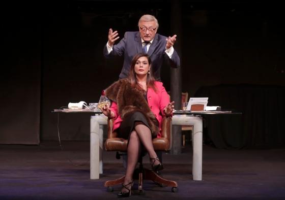 UNE FOLIE (Théâtre Rive Gauche-Paris14ème) crédit F. RAPPENEAU - 08 - HD - tous droits cédés