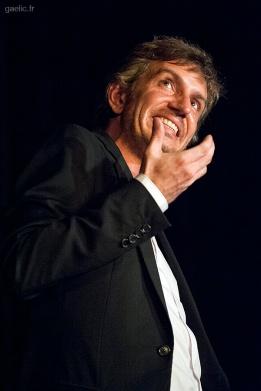 2014-09-26 Paris - Olivier Sauton - Fabrice Luchini et moi - Theatre l'Archipel