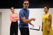 RADIEUSE VERMINE avec Joséphine Berry, Louis Bernard, Floriane Andersen