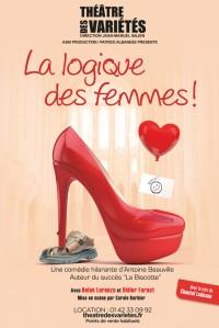 LA LOGIQUE DES FEMMES AFFICHE