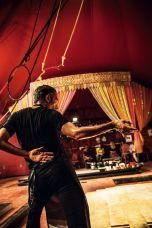 Gatomaquia - Israel Galvan, Cirque Romanes